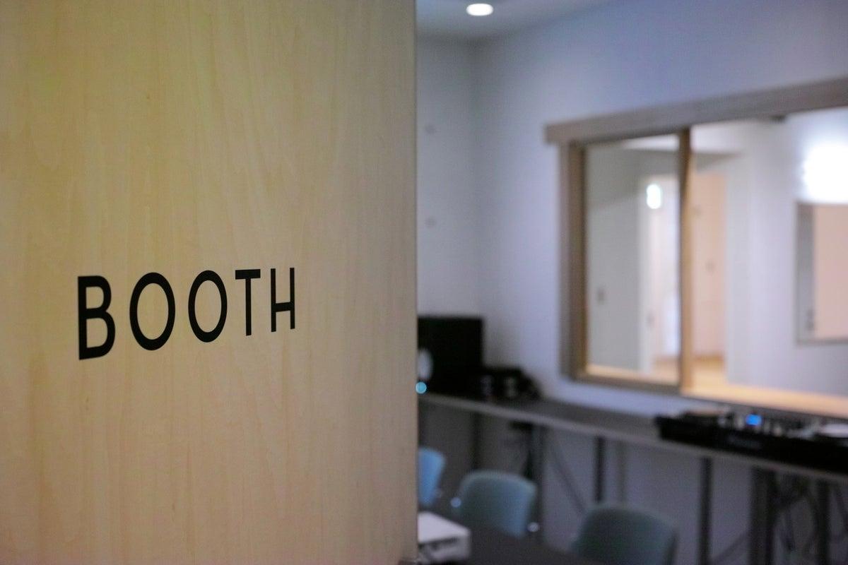 【横浜みなとみらい】BOOTH/DJイベントやミーティングにどうぞ!音響機材完備。 の写真