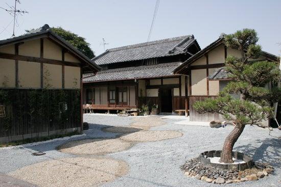 【大阪・堺】撮影会にも人気の広々とした古民家スペース の写真