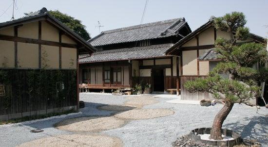 【大阪・堺】撮影会にも人気の広々とした古民家スペース