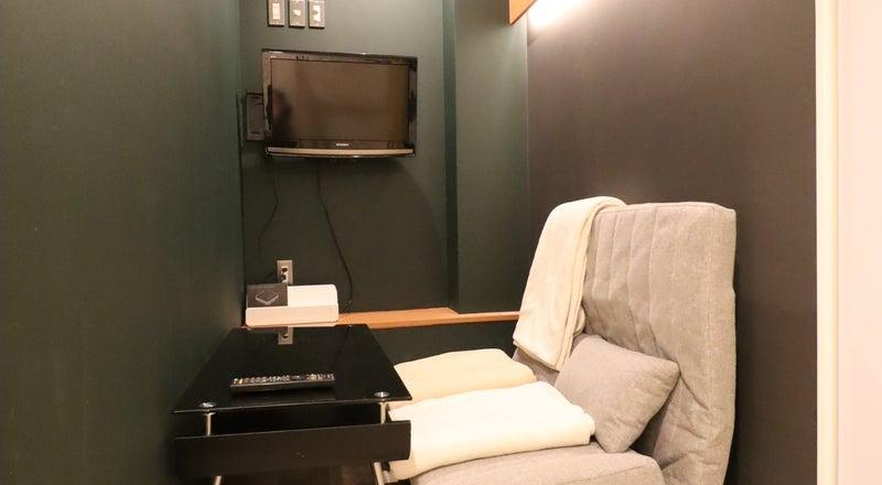 【お子様連れにオススメ!】壁に落書きができるスペース !!Netflix視聴可!