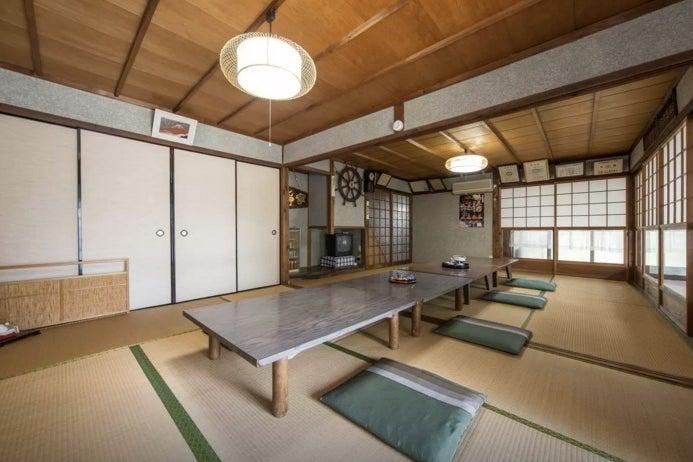 築100年琵琶湖畔の和を感じれる広々とした古民家・民宿 の写真