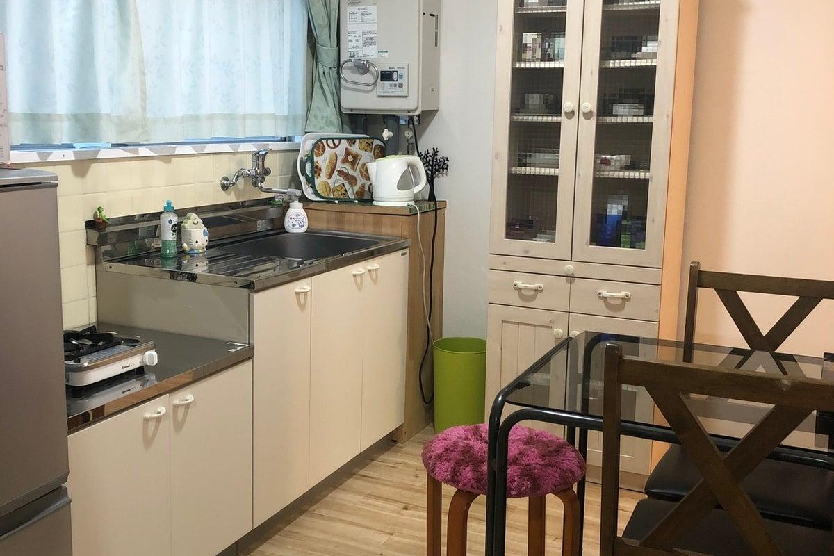 一日一組限定! BLⅡ 清潔空間で別宅気分のテレワークにも、少人数のカフェ空間にも。ゴロゴロスペースありでお子様連れも安心! の写真