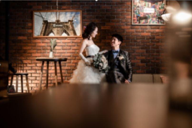 【映えスタジオ】結婚式の前撮り/カジュアルなワークショップ/ミーテイングに最適/Wi-Fi/大型TVモニター無料貸出中 の写真