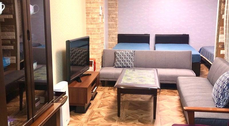 一日一組限定!BLX お子様連れでも安心くつろげるスペース!テレワークにも。姿見、更衣室ありでコスプレ会にも