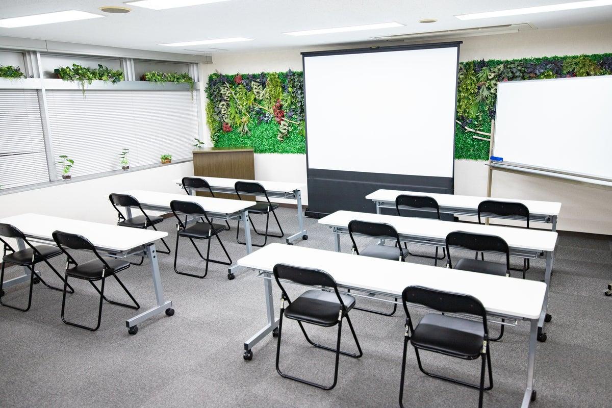 【あすいろ】阪急梅田駅茶屋町口から徒歩9分、個室、格安、WI-FI、プロジェクター、ホワイトボード無料のレンタルスペース の写真