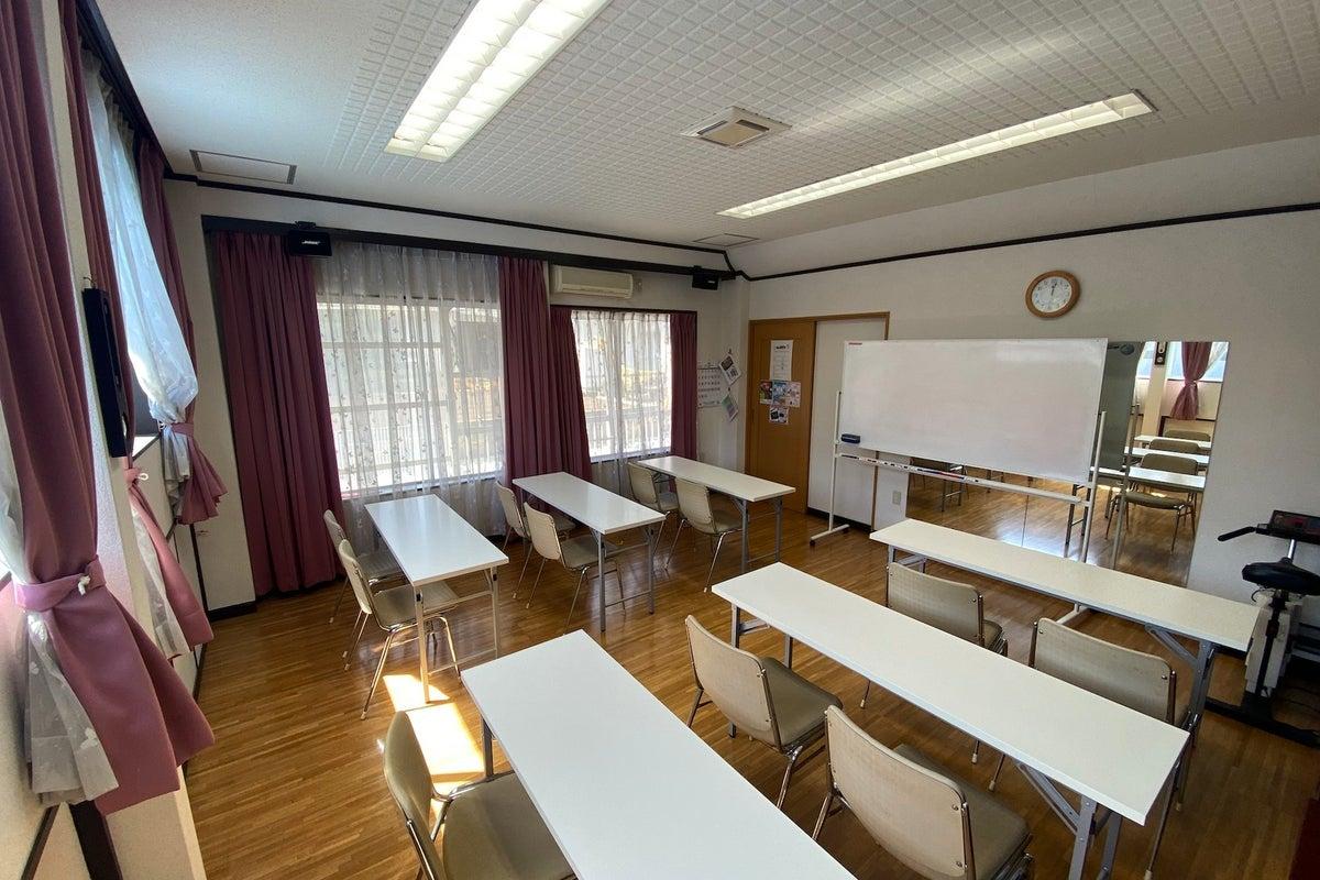 お教室、サークル、会議、セミナーなどに!鏡付きのお部屋でダンス練習にも◎ の写真