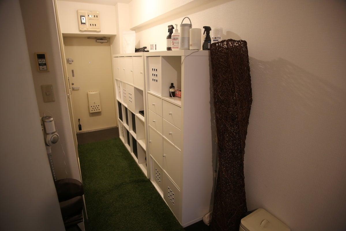 【恵比寿駅チカ!】パーソナルトレーニング、マッサージ、施術に!静かな空間。 の写真