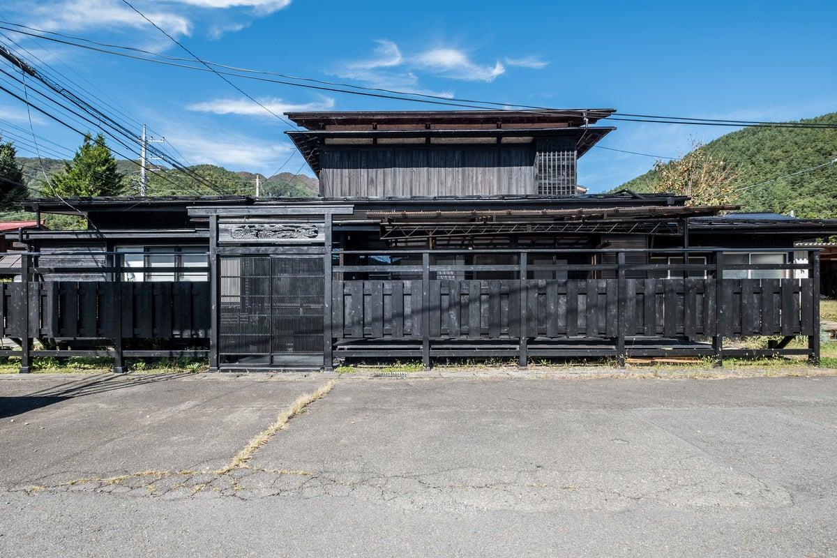 ドラマ撮影経歴あり 古民家*キッチン、トイレ、バスルーム、1LDK の写真