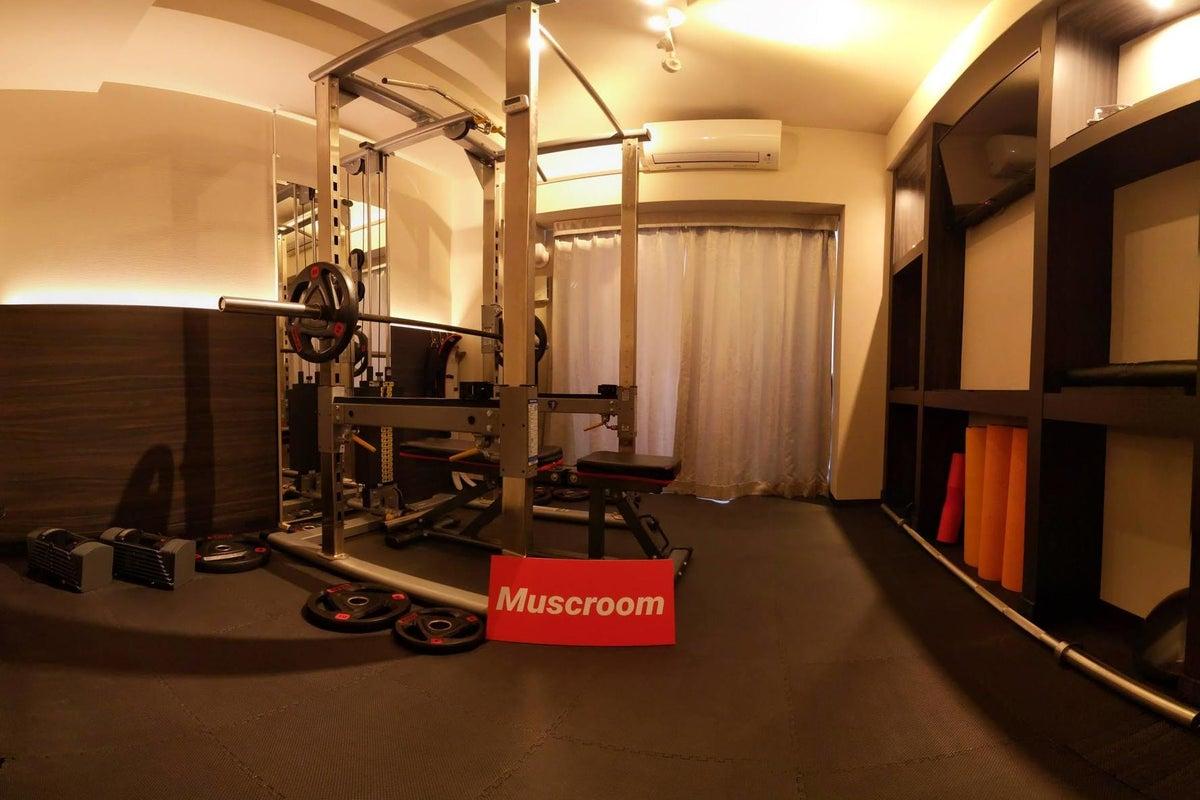 『マッスルーム』208号室シティホテル内に設置された清潔な完全個室ジム!24h利用可能!パーソナルでもプライベートでも安心! の写真
