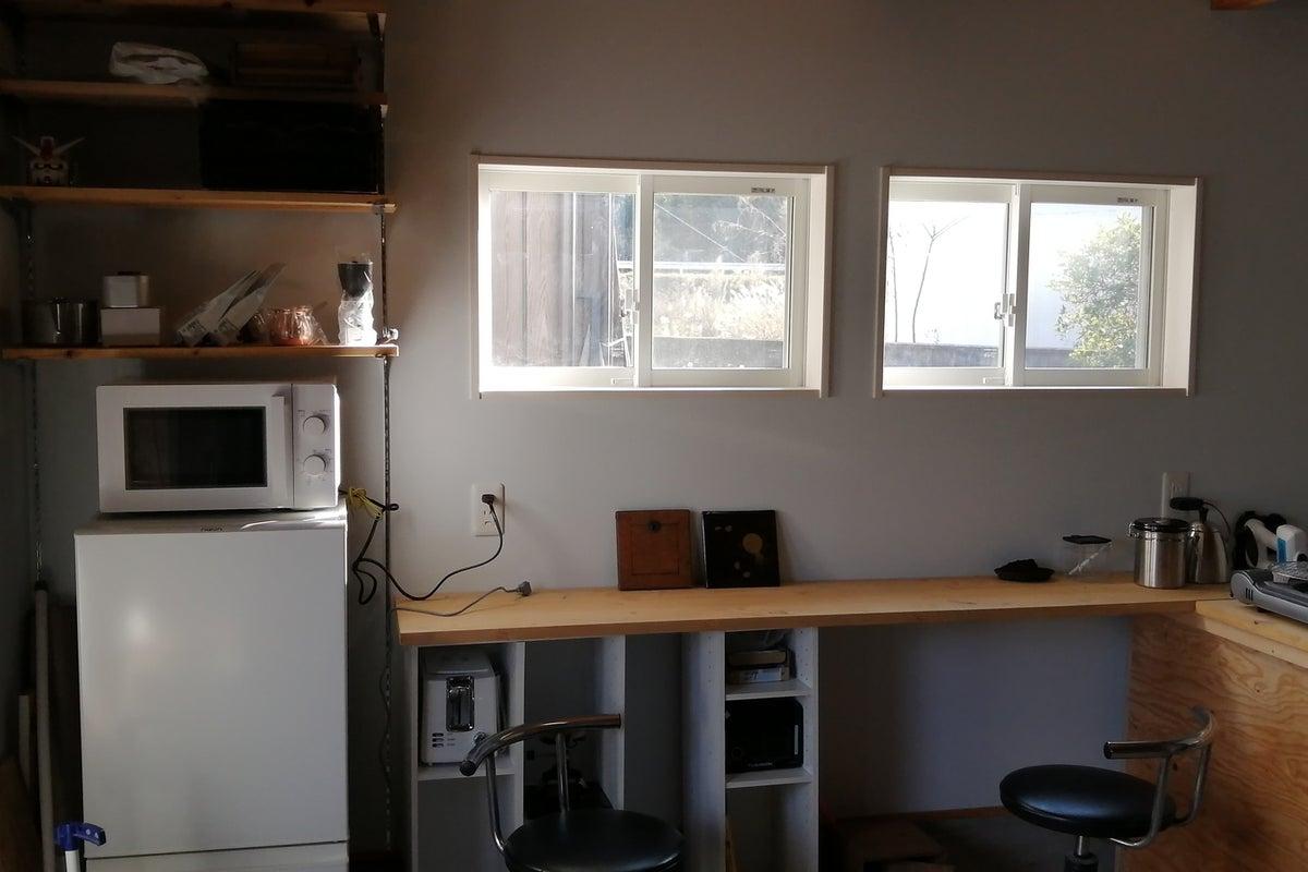 2F建て蔵をリノベした素敵な空間でみなさん楽しんでください。 の写真