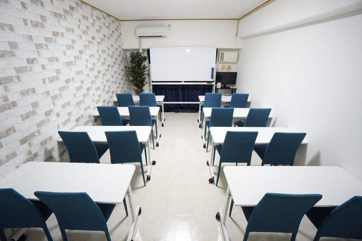 <シルク会議室>リモートワーク・テレワークにぴったり!新大阪駅3分♪WiFi/プロジェクタ/モニター無料 の写真