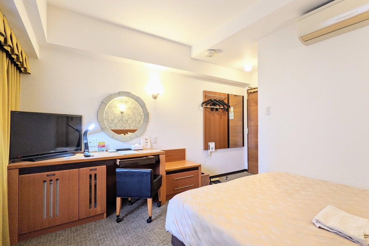 【デラックスルーム】マッサージチェア付き♪デイユース、WIFI利用可能、ビジネスホテルの1室 の写真