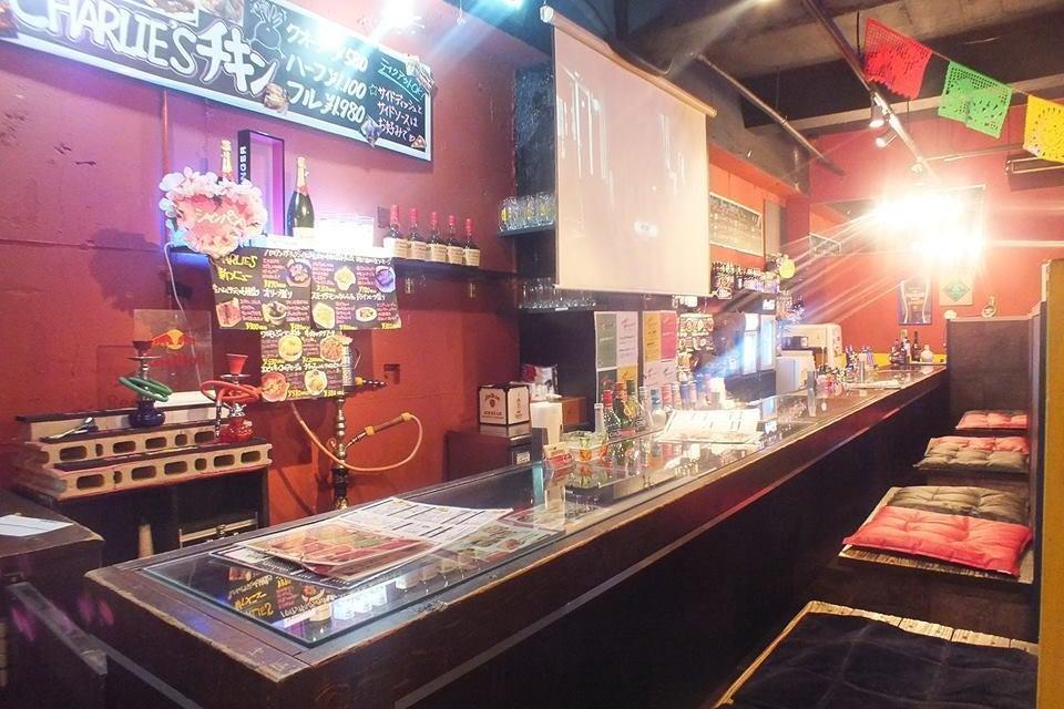 【埼玉県桶川市】本場のバーの様なカウンター席を貸切! の写真