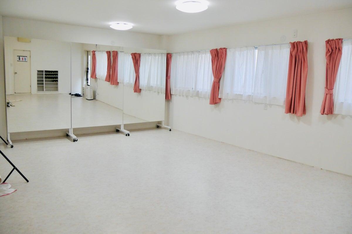 【1Fスタジオ】鏡アリ明るい1階路面|トレーニング・ヨガ・ダンス・会議・WS・撮影に! の写真