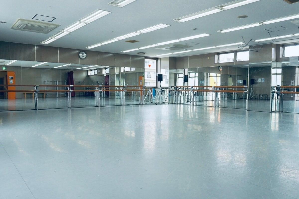 江坂駅から徒歩3分全4室!少人数の簡単レッスン利用から本格的なバレエレッスンまたはリハーサルが可能! の写真
