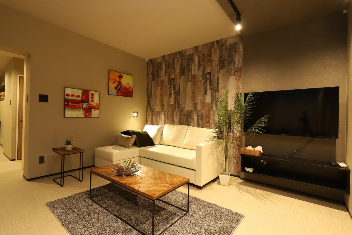 【北5西12】高級家具導入!女子会、PARTY、撮影など広々空間で特別な時間を!R4 の写真