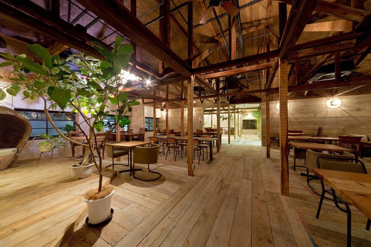難波駅徒歩10分! 500㎡、200名収容可能な木造古民家。TVやCM撮影などの各種撮影やセミナーやイベントに! の写真