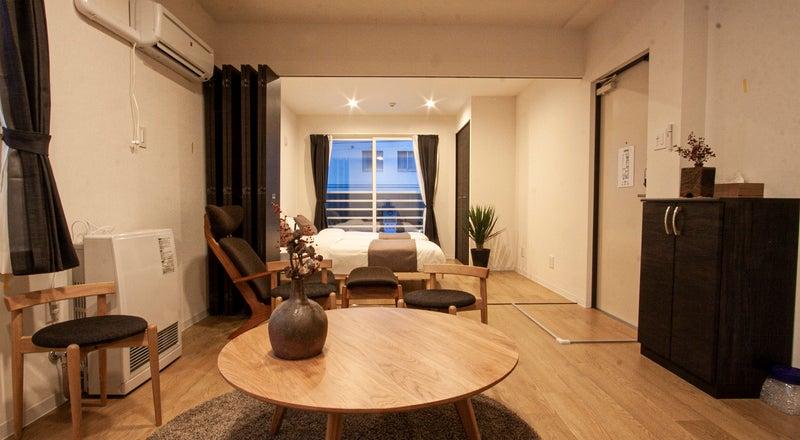 【南5西7】新築綺麗な1室で小規模なPARTYや撮影など。R3