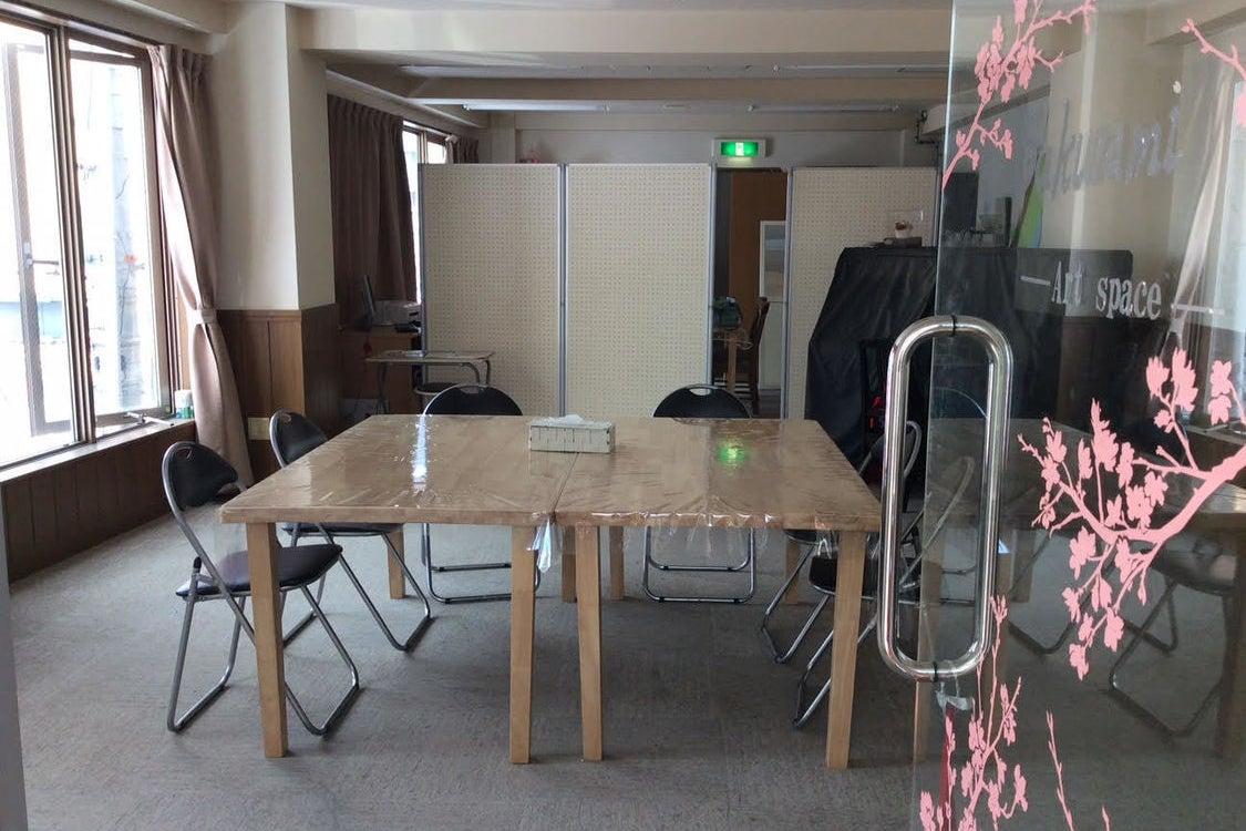 【兵庫】最寄り駅より徒歩3分/多目的なレンタススペース/ワンフロア貸切 の写真