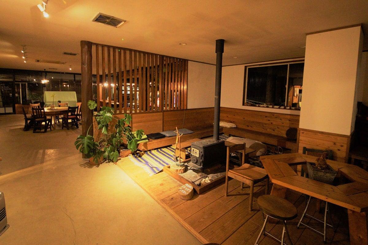 森の中にあるレンタルスペース!室内、テラス、スタジオ、キャンプ場!用途に合わせてお使いいただけます! の写真