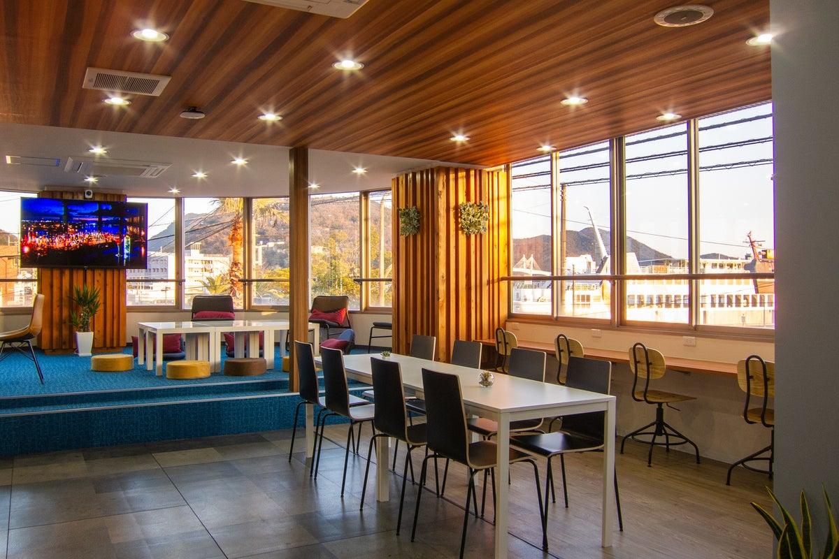 地方の良さを活かす~「快適空間の創造と退屈しない人生」を感じられることを目指すサテライトオフィスです! の写真