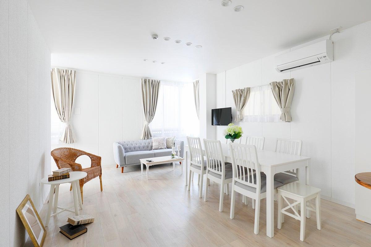 Bijou Suites Sorriso 3-4F◇毎回清掃◇おうちハロウィン2021/誕生日会/撮影/かわいい/おしゃれ の写真