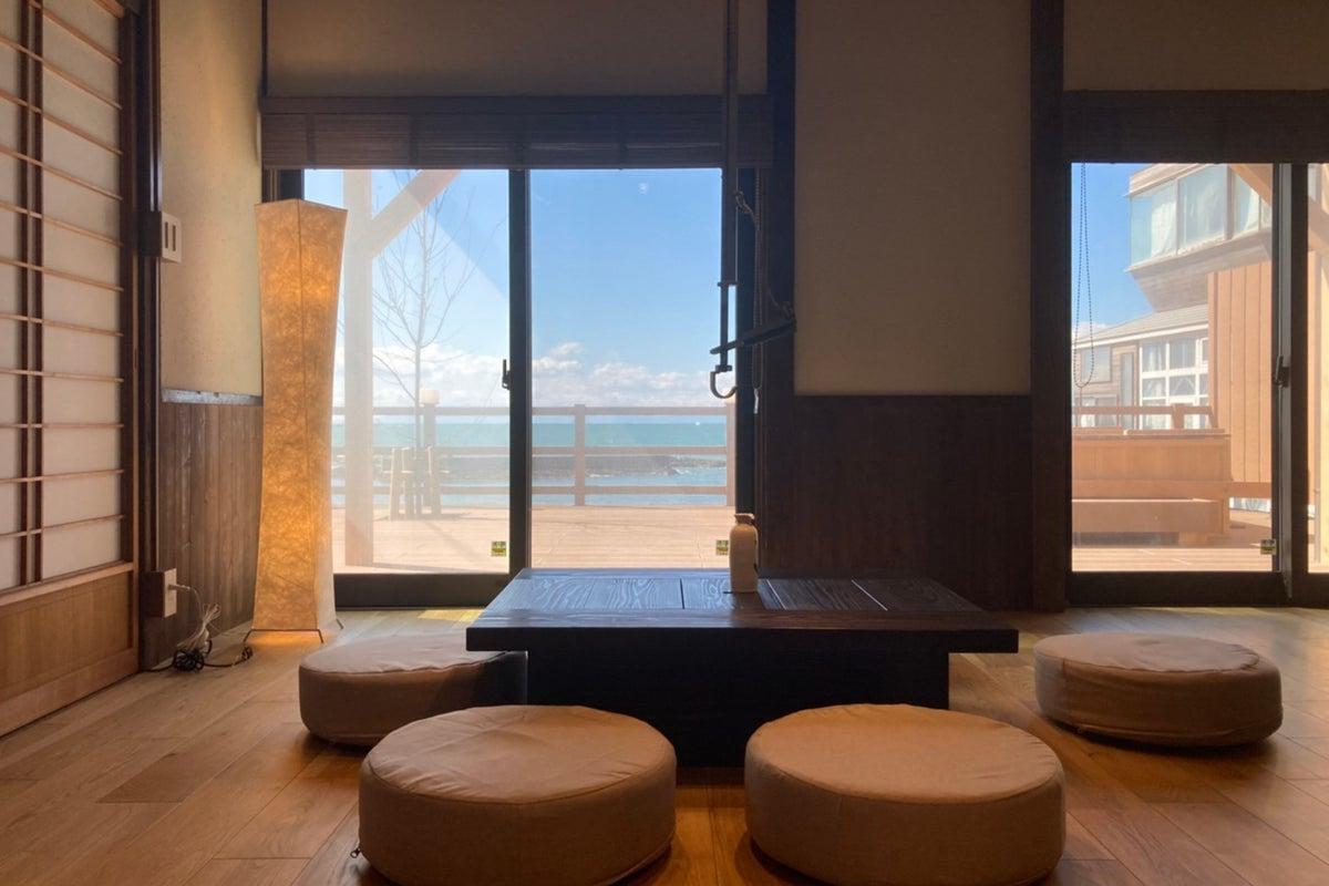 【逗子・葉山】目の前海の絶景!イベント・撮影・お家スペースなどに! の写真