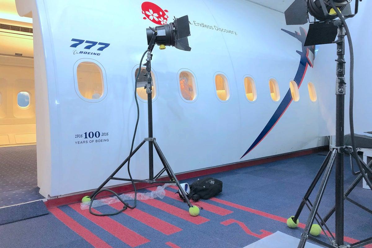 【完全貸切】実際に使用されていた機内とコックピットで特別な時間を過ごしませんか?/ 品川 パーティー イベント の写真