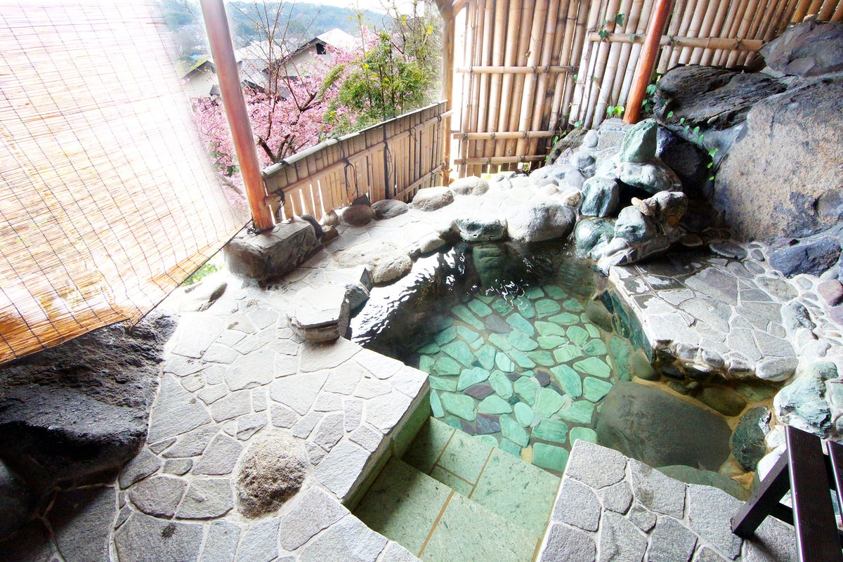 ♨完全貸切日帰り温泉♨男女やグループでご入浴可♪2名様までOK! の写真