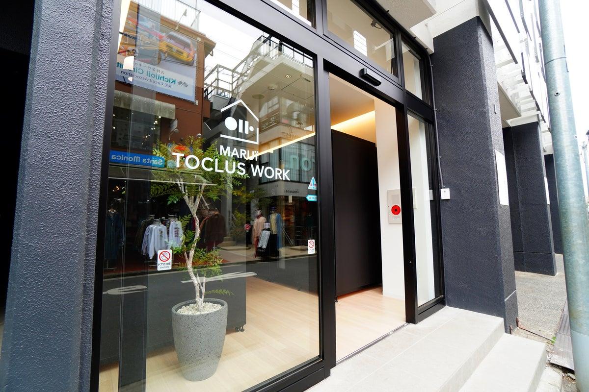 ✨高速Wi-Fi✨<MARUI TOCLUS WORK No.3 LARGE>広めブース!モニター有/テレワーク/Web会議 の写真