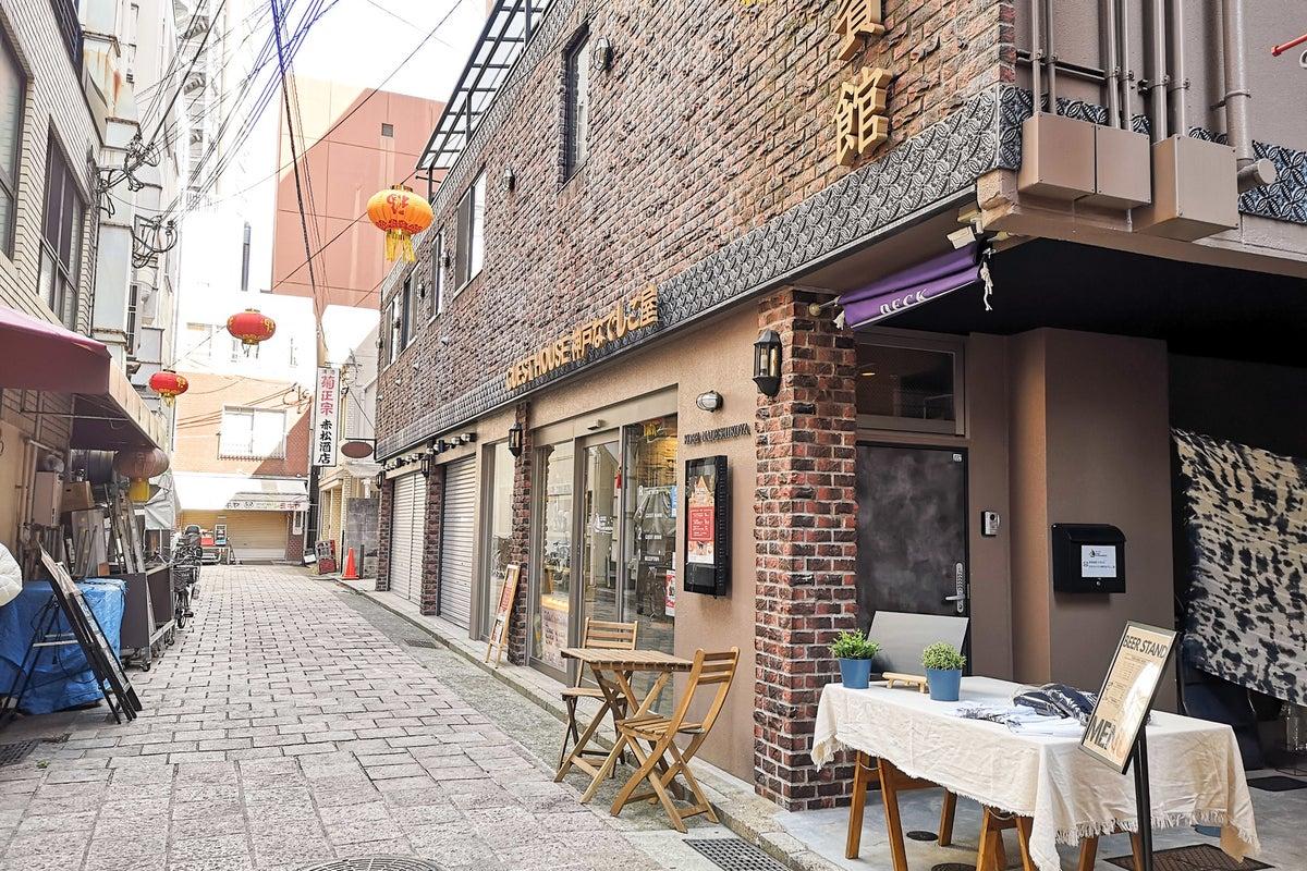南京町・路面店!ポップアップショップスペース!雑貨、服、ドリンク販売等に最適 の写真