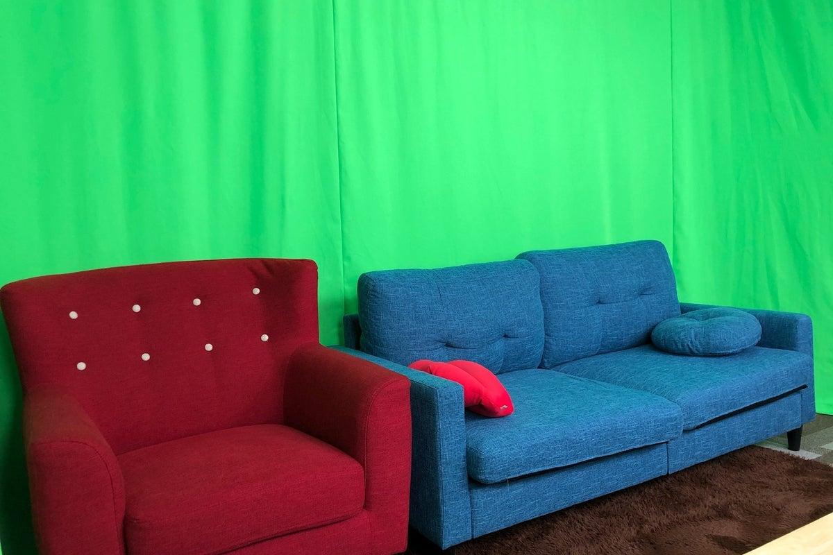 SUNZENT STUDIO|ライブ配信専門レンタル撮影スタジオ の写真