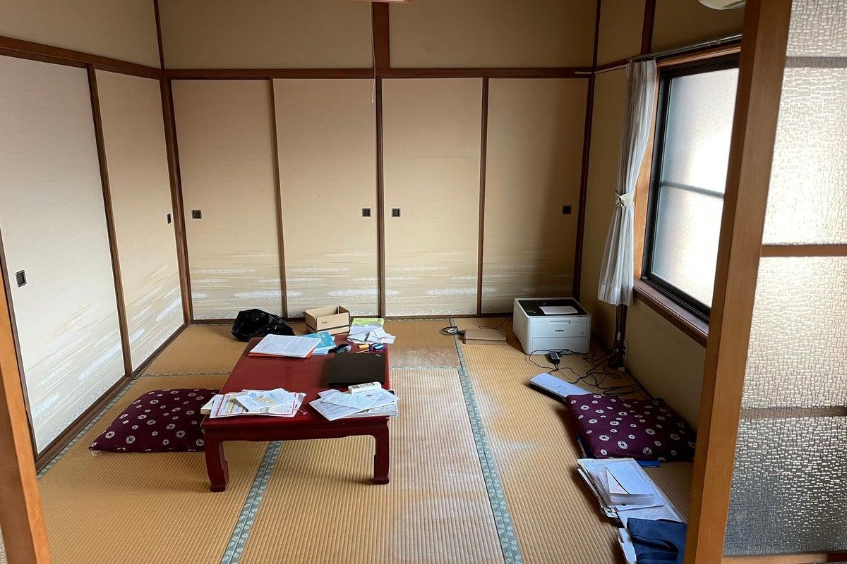 古民家2階利用可能、塾、お花、ヨガ教室の利用に! の写真