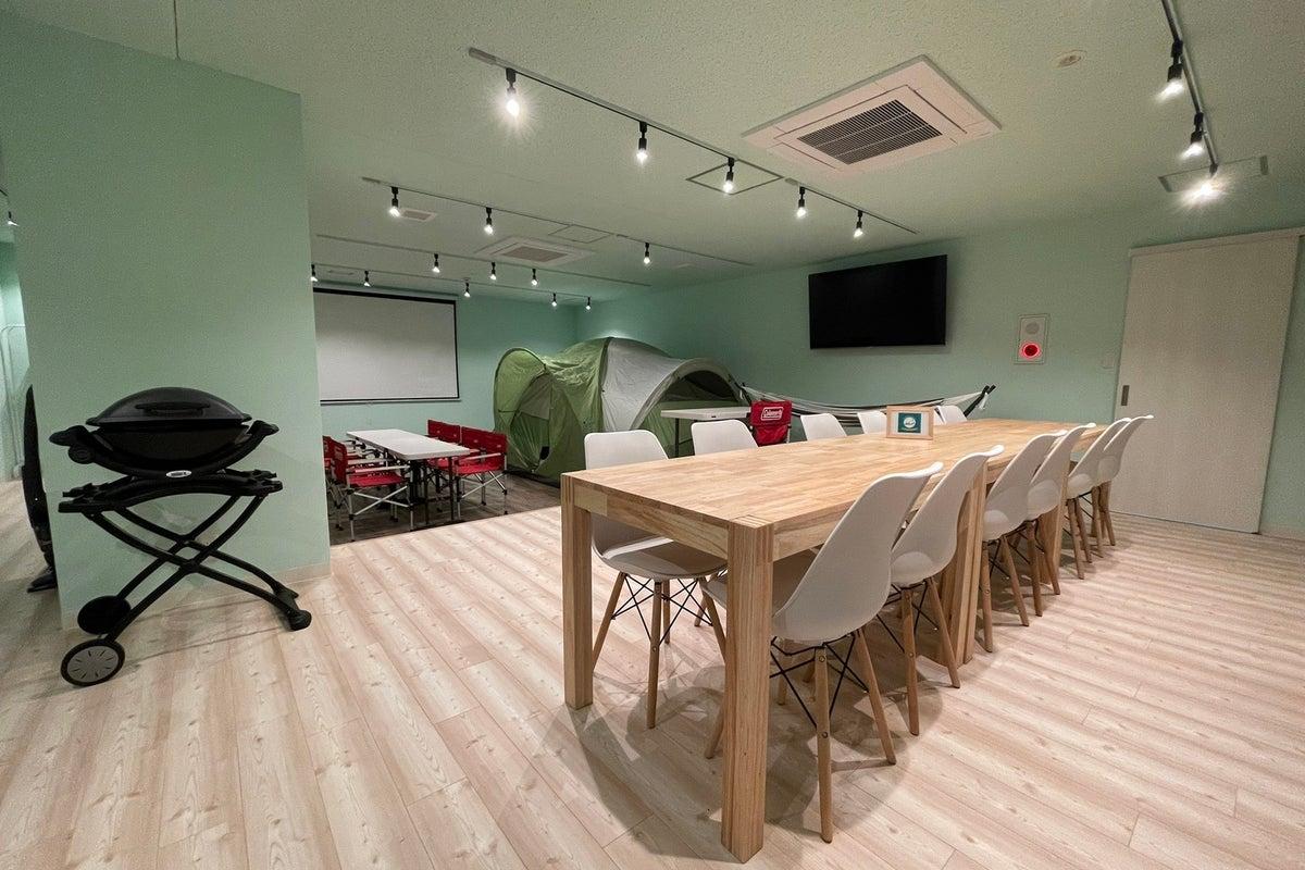 🍖プライベートBBQ🍖187_Picnic×Picnic川崎|テント⛺ハンモック/オフサイトミーティング/キッチン/最大35名 の写真