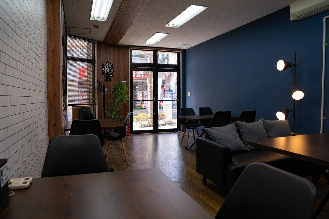 割引実施中!!商店街1階路面店定期的な教室や物販も可能なレンタルスペースです!! の写真