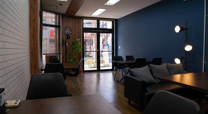 割引実施中!!商店街1階路面店定期的な教室や物販も可能なレンタルスペースです!!