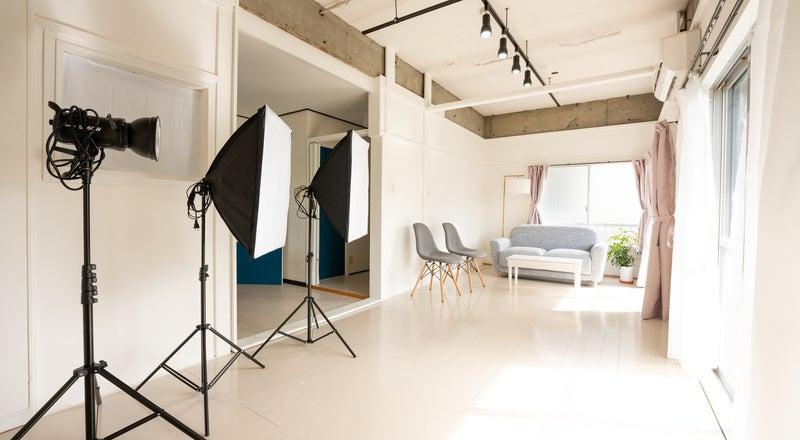 【えこてんハウススタジオ 】総面積100㎡以上!屋上も使えるマルチメディアスペース!Youtubeやライブ配信会議スペースに!