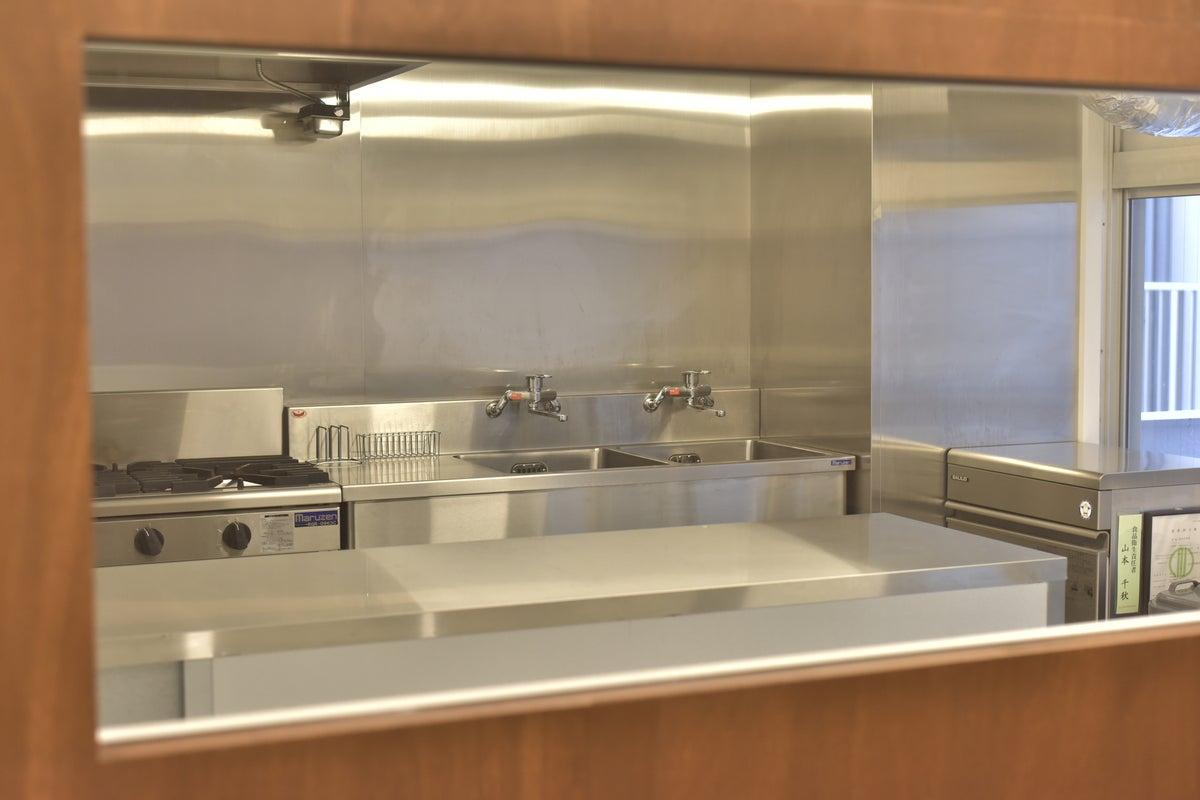 【TNER CAFE2】飲食店営業許可取得済み!レンタルキッチン の写真