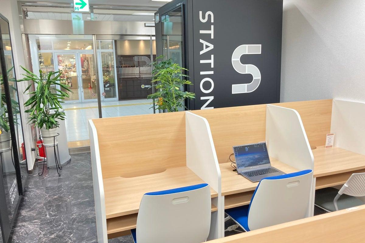 Office TAKASAKI BASE コワーキングスペース(1名) の写真