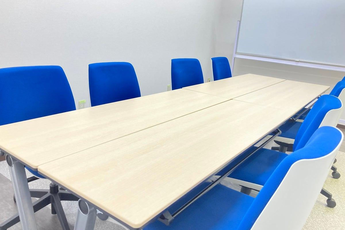 Office TAKASAKI BASE 第2会議室10席(1~10名) の写真