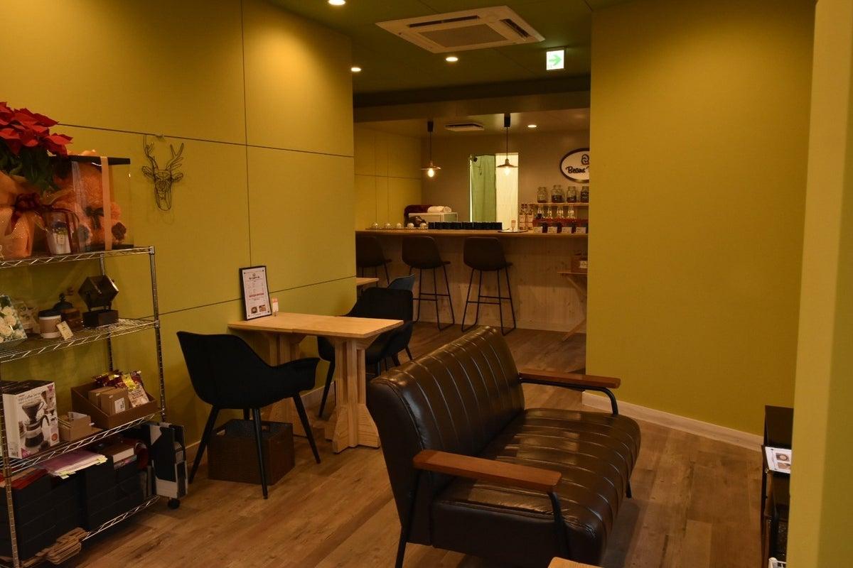 カフェ店内レンタル(時間貸し) の写真