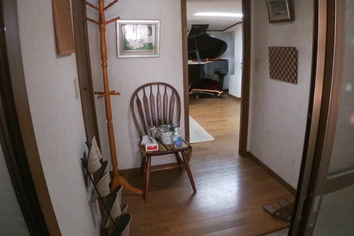 金町駅から徒歩12分のピアノ練習室 駐車場完備 の写真