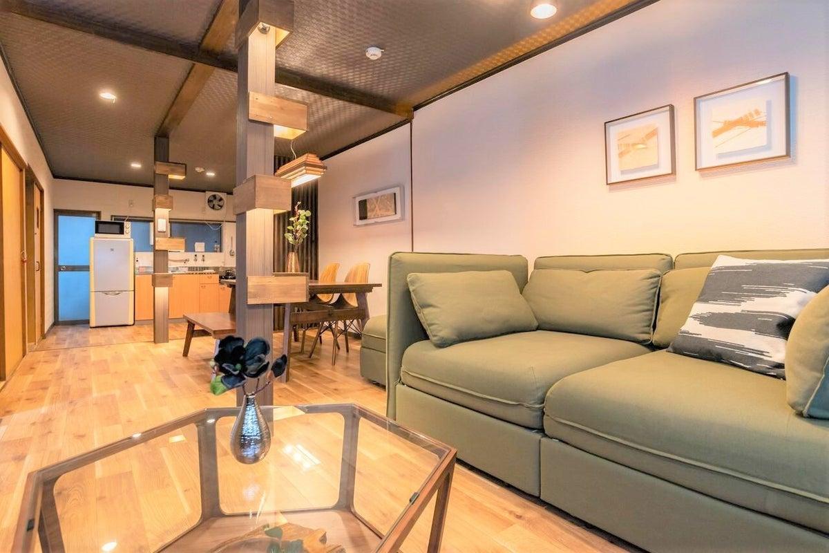 Bijou suites Goen◇貸切一軒家◇毎回清掃◇ボードゲーム/料理/女子会/撮影/たこ焼き/雑魚寝 の写真