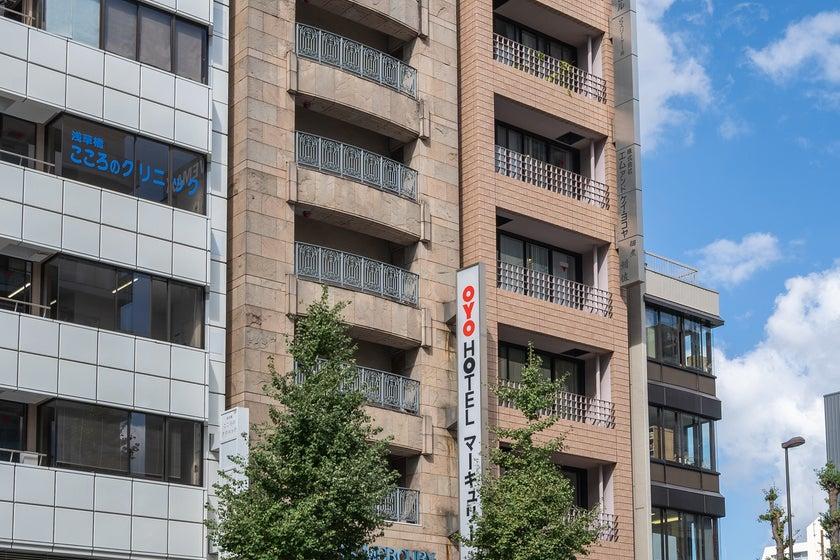 浅草橋駅から徒歩3分の好立地のビジネスホテル型レンタルオフィスです。 の写真