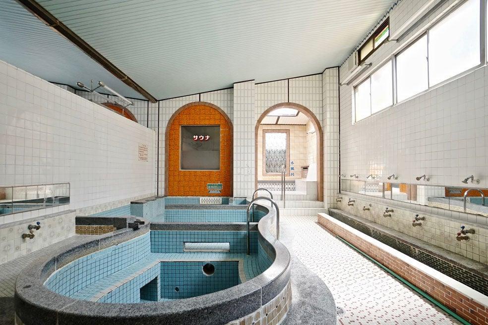 大阪市内で銭湯跡地を貸し切れます! の写真