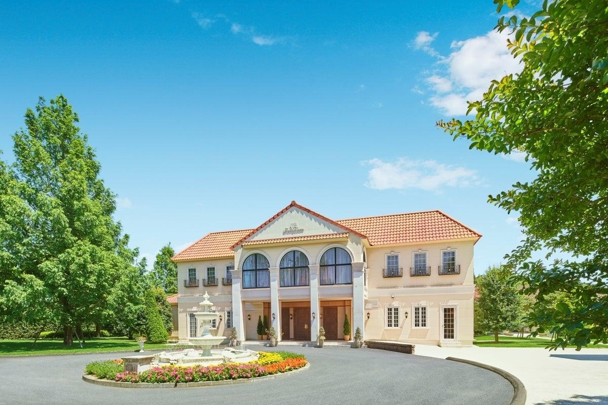 3000坪の敷地に広がるガーデンと邸宅風のゲストハウスを贅沢に貸切 の写真