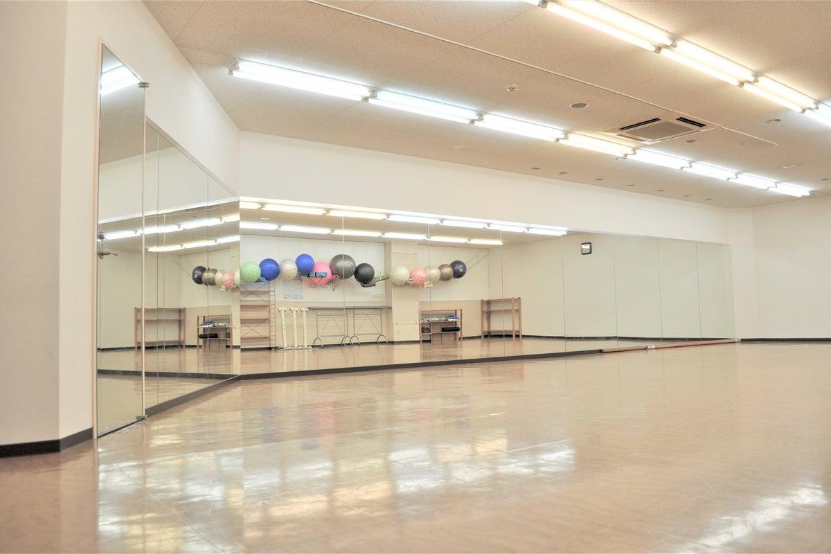【中央公園すぐそば】~STUDIO DEVA~ ヨガ・フィットネス等のレッスンに♪明るい2階 の写真
