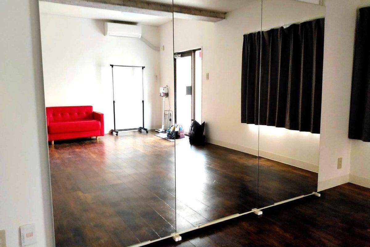 【広島エキニシ】🌟楽器ダンス演劇🌟ができるスペース/無料WiFi/大型ミラー/Bluetooth対応スピーカー の写真