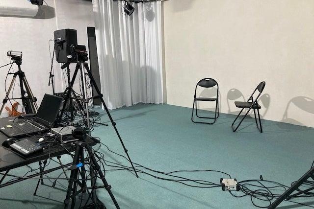 配信・撮影・ワークショップ・イベント貸・シアタールーム・ホームパーティ・会議などにマルチに対応したレンタルスタジオ の写真