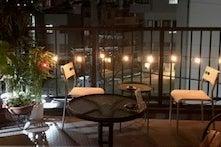 阪神 野田駅から徒歩5分 「Bar亀酒楽」の3Fにあるオープンスペース の写真
